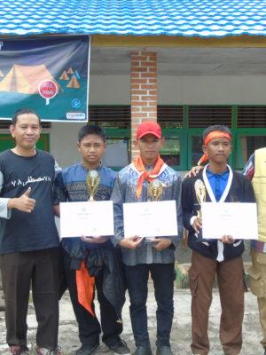 Juara Umum Kemah Bakti Nusantara Kalimantan Barat
