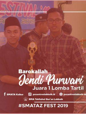 Juara 1 Tartil Qur'an