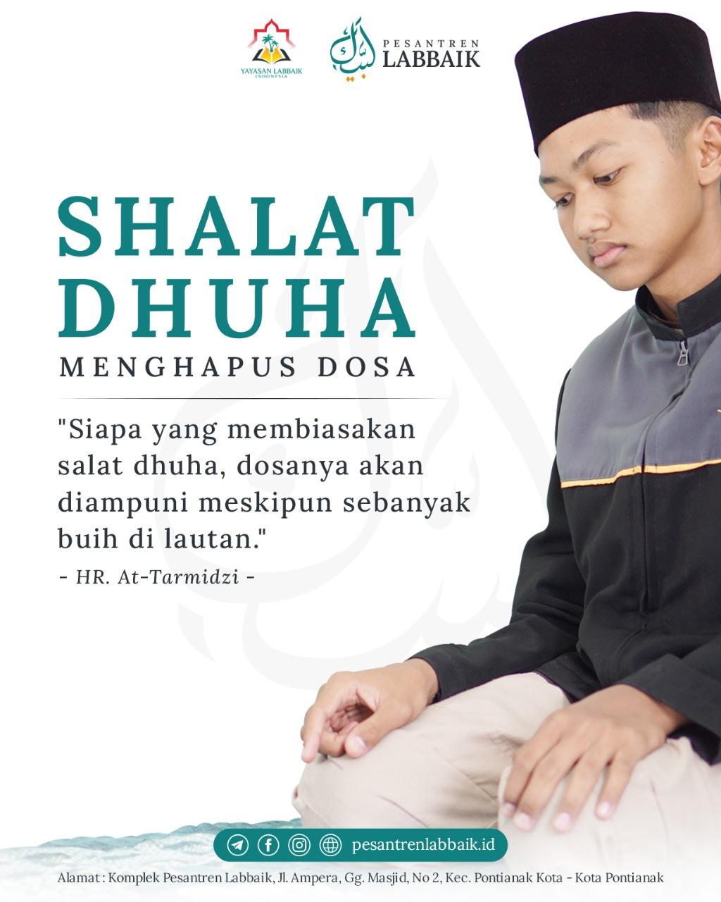 Yuk Shalat Dhuha