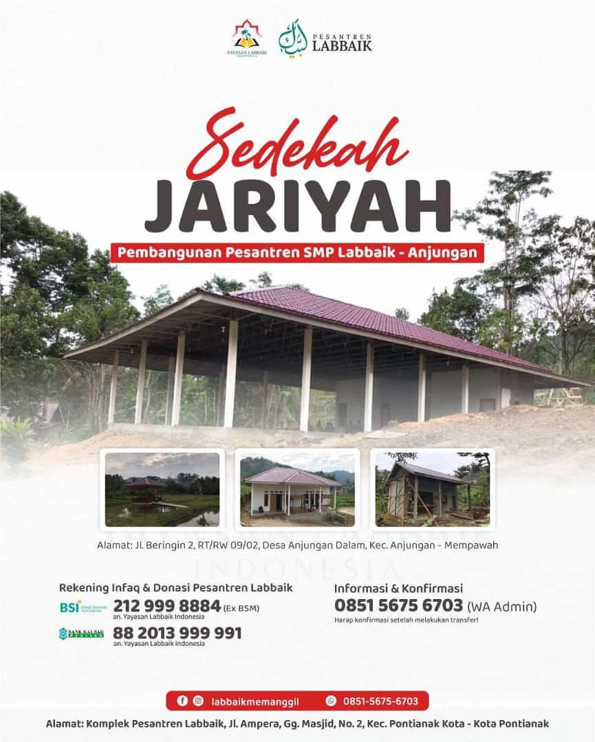 SEDEKAH JARIYAH